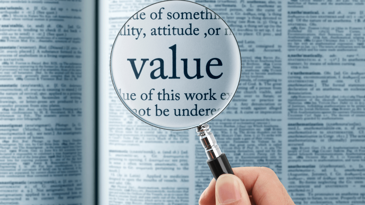 core values, value, investments