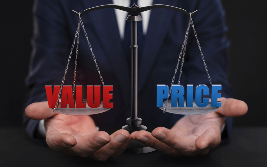 Sell On Value, Not On Price!