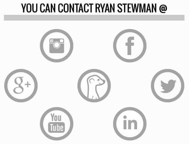 Connect With Ryan